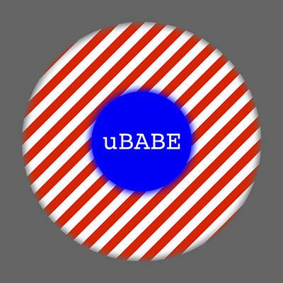 Digital Art - Candy by Ubabe Style