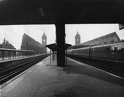 Photograph - Cannon Street Station by Keystone