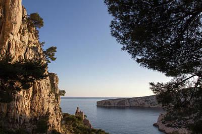 Photograph - Cap Morgiou Depuis La Calanque De Sugiton by Sebastien DELACROSE