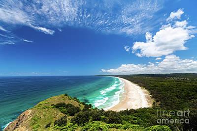 Photograph - Cape Byron by Jonathan Painter