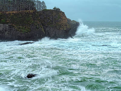 Photograph - Cape Flattery 10 by Thomas Hall