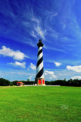 Photograph - Cape Hatteras Lighthouse by Meta Gatschenberger