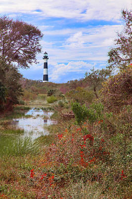 Photograph - Cape Light by Gordon Elwell