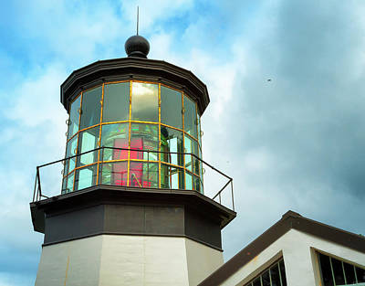 Photograph - Cape Meares Light by Dee Browning