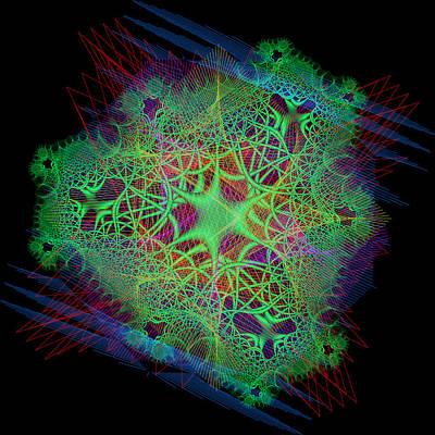 Digital Art - Capistling by Andrew Kotlinski