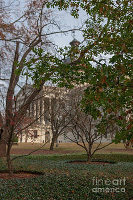 Photograph - Capitol Grounds by Dale Powell