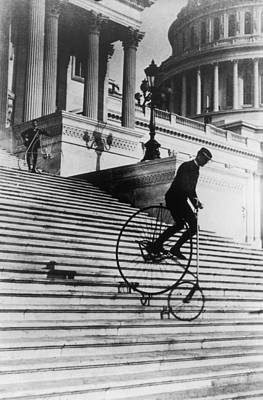 Photograph - Capitol Prank by Fpg