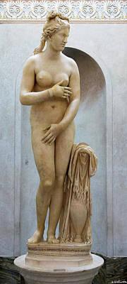 Photograph - Capitoline Venus by Weston Westmoreland