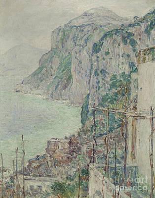 Painting - Capri, 1897  by Childe Hassam