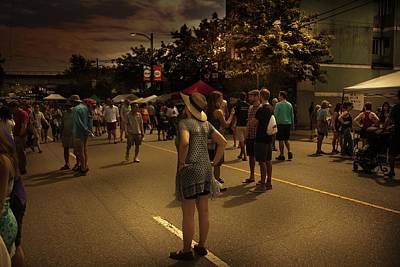 Photograph - Car-free Day No. 7 by Juan Contreras