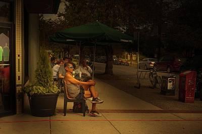 Photograph - Car-free Day No. 9 by Juan Contreras
