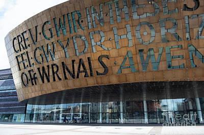 Photograph - Cardiff Photo 7 by Jenny Potter