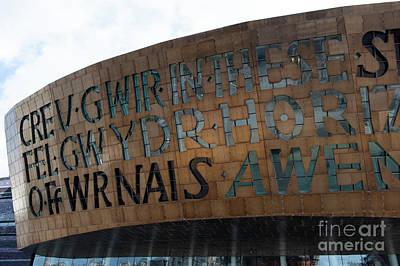Photograph - Cardiff Photo 8  by Jenny Potter