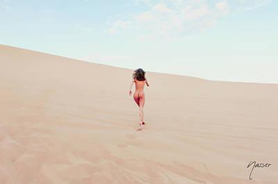 Carissima Hedy - Sandy Dune Nude Original