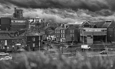 Photograph - Carlisle Before The Rain by John Meader