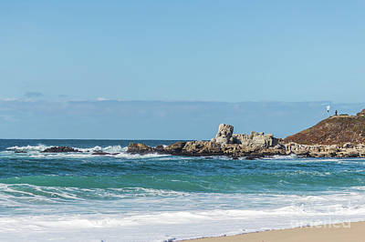 Photograph - Carmel-by-the-sea by Sheila Skogen