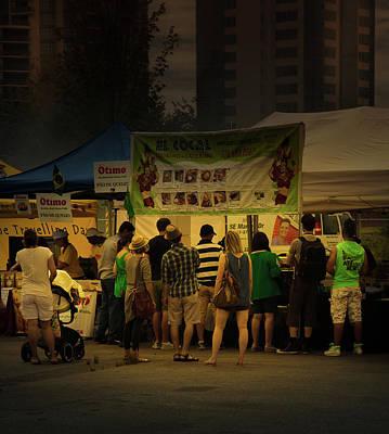 Photograph - Carnaval Del Sol No. 1 by Juan Contreras