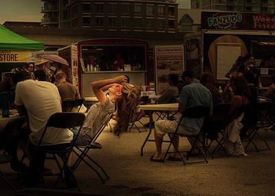 Photograph - Carnaval Del Sol No. 3 by Juan Contreras