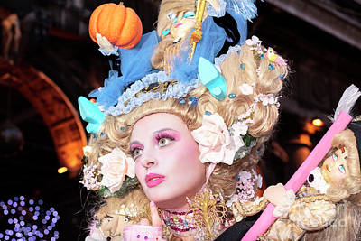 Photograph - Carnival Style In Venice by John Rizzuto