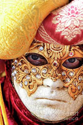 Photograph - Carnival Vision In Venezia by John Rizzuto