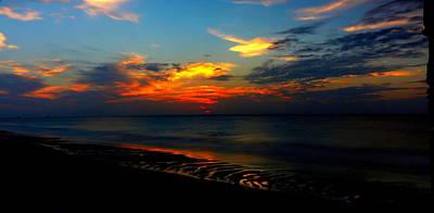 Photograph - Carolina Dawn by Steve Doris
