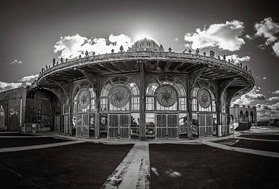 Photograph - Carousel House by Steve Stanger