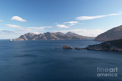 Photograph - Carp Bay In Freycinet National Park by Rob D