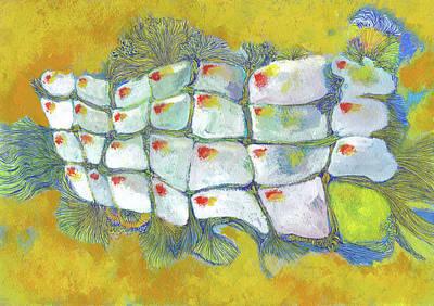 Carp - #ss19dw004 Art Print by Satomi Sugimoto