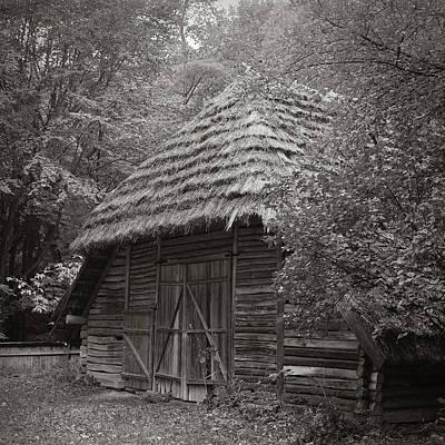 Carpathians Remote. Lviv, 2011. Art Print