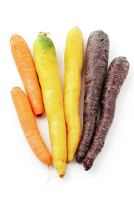 Photograph - Carrots by Fabrizio Troiani