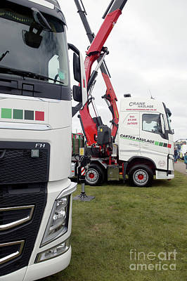 Photograph - Carter Haulage at Truckfest by Knelstrom Ltd