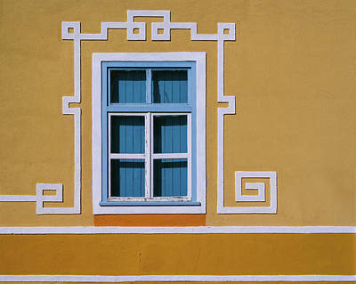 Photograph - Carvoeiro Window #3 by Michael Blanchette