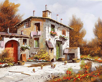 Billiard Balls - Casa Due by Guido Borelli