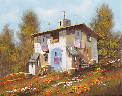 Royalty-Free and Rights-Managed Images - Casa Uno by Guido Borelli