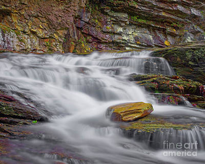 Photograph - Cascade 2 by Patrick M Lynch