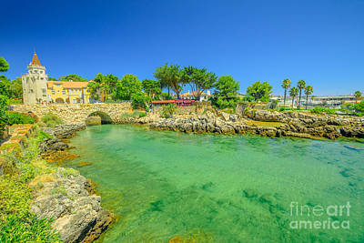 Photograph - Cascais Bay Museum by Benny Marty