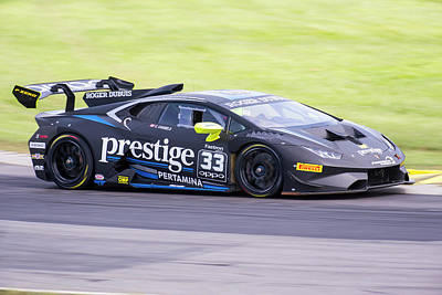Photograph - Cassels Super Trofeo by Alan Raasch