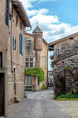 Photograph - Castelnau-de-montmiral by W Chris Fooshee