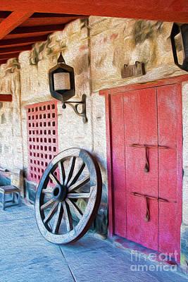 Digital Art - Castillo San Felipe De Barajas Fort II by Kenneth Montgomery