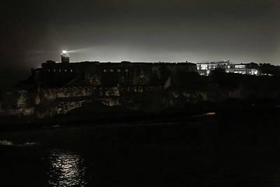 Photograph - Castillo San Felipe Del Morro by Max Huber