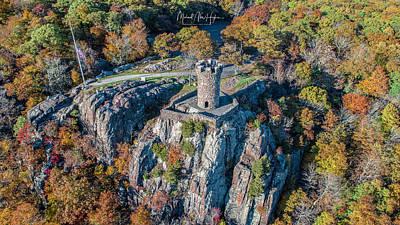 Photograph - Castle Craig by Michael Hughes