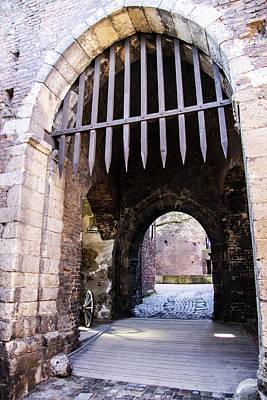 Photograph - Castle Gate by Dawn Richards