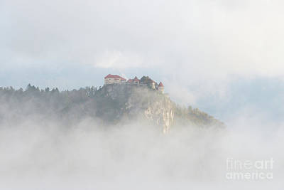 Photograph - Castle In The Sky by IPics Photography