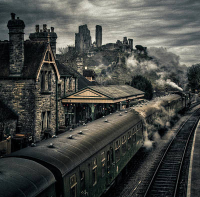 Photograph - Castle by Michael Marsh/stocks Photography/getty Images
