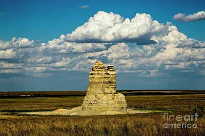 Photograph - Castle Rock by Jon Burch Photography
