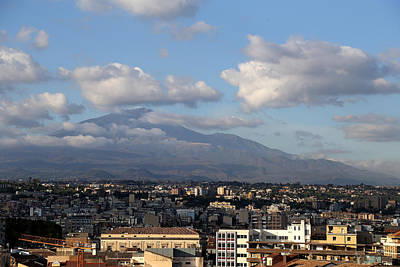 Photograph - Catania 11 by Andrew Fare