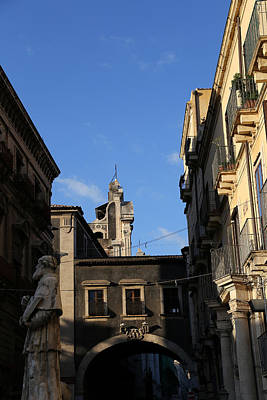 Photograph - Catania 13 by Andrew Fare