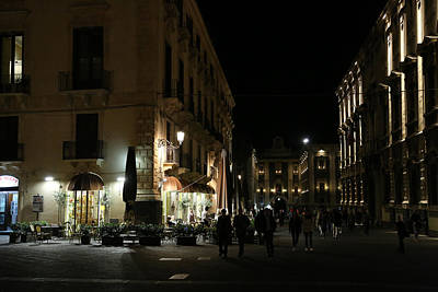 Photograph - Catania 2 by Andrew Fare