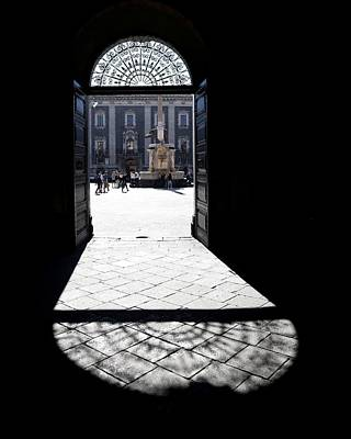 Photograph - Catania 5 by Andrew Fare