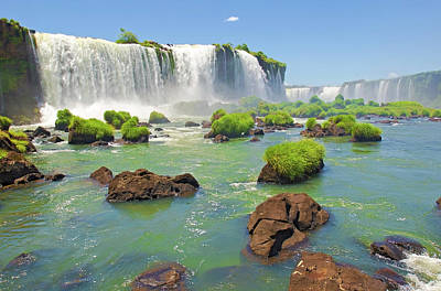 Photograph - Cataratas Do Iguaçu by Ktsfotos